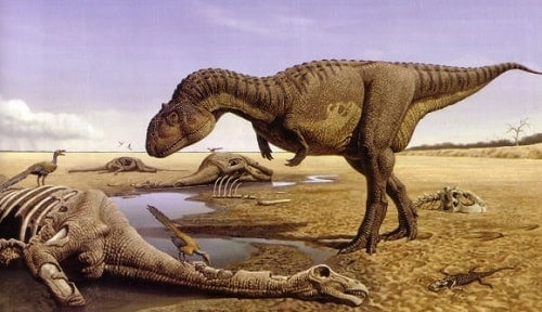 Majungasaurus