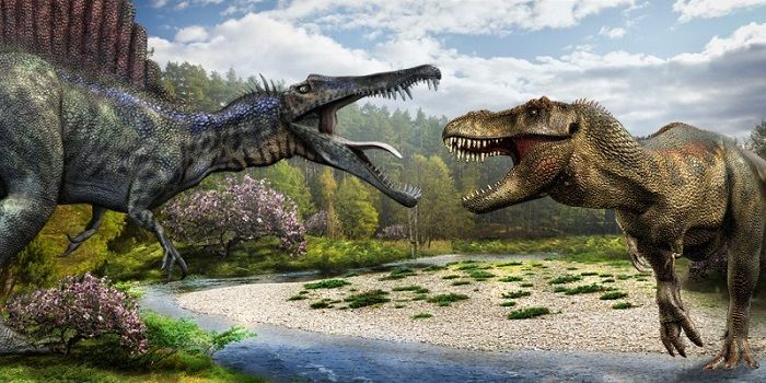 Tyrannosaurus Rex El Supremo Rey De Los Dinosaurios