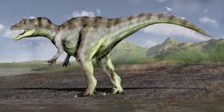 Saurophaganax – dinosaurio carnívoro