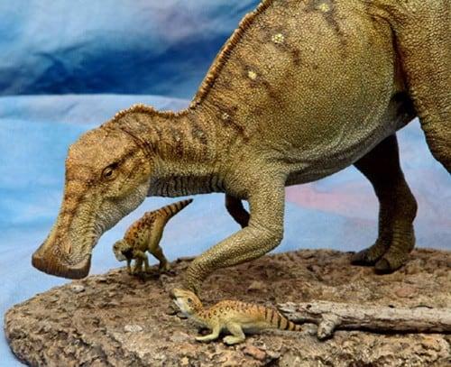 anatotitan – dinosaurio herbivoro