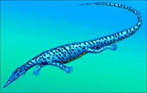 Thalattosaurios