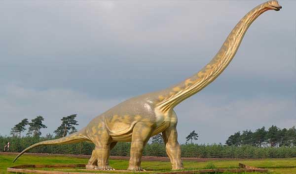 cuantos años vivian los dinosaurios
