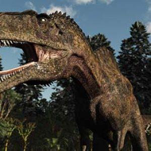 Acrocanthosaurus – dinosaurio carnivoro